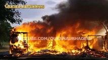 Hazrat Ibrahim AS ko Aag Mein Dalne Ka Waqia - Ibrahim AS was thrown into the fire [URDU]