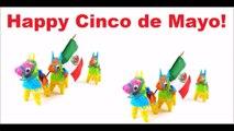 Cinco de Mayo for Kids - Happy Cinco de Mayo! Cinco de Mayo Song