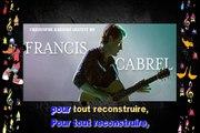 Francis Cabrel - Je l'aime à mourir KARAOKE / INSTRUMENTAL