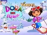 Дора лыжный трамплин игры Дора видео игры Дора Explorer полный эпизоды детских игр LauXdYvfzzw