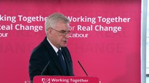 John McDonnell talks Brexit and Blair