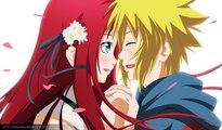 Naruto「AMV」Minato and Kushina / Love and Honor ♥MinaKushi♥