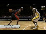 NBA live 08 showdown