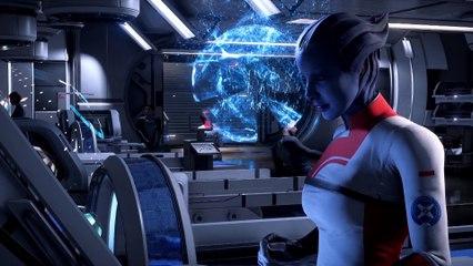Voice Actor Natalie Dormer as Dr Lexi T'Perro de Mass Effect : Andromeda