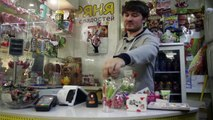 Putin-shaped lollipops go on sale in Russia
