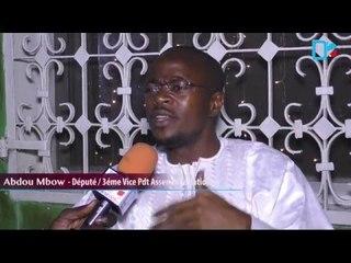 Abdou Mbow se prononce sur la dette fiscale de l'assemblée nationale