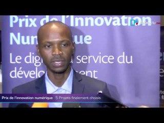 Prix de l'innovation numérique : 5 projets finalement choisis