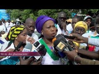 Dr Khady Cissé présidente des pharmaciens privés du Sénégal