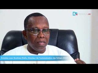 Entretien Avec Ibrahima Diallo, Directeur de l'automatisation des fichiers
