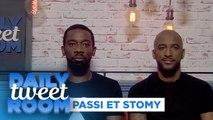 """Passi & Stomy Bugsy : """" Avec l'Age d'Or on raconte toute l'histoire du Rap Français! """" - #DailyTweetRoom"""