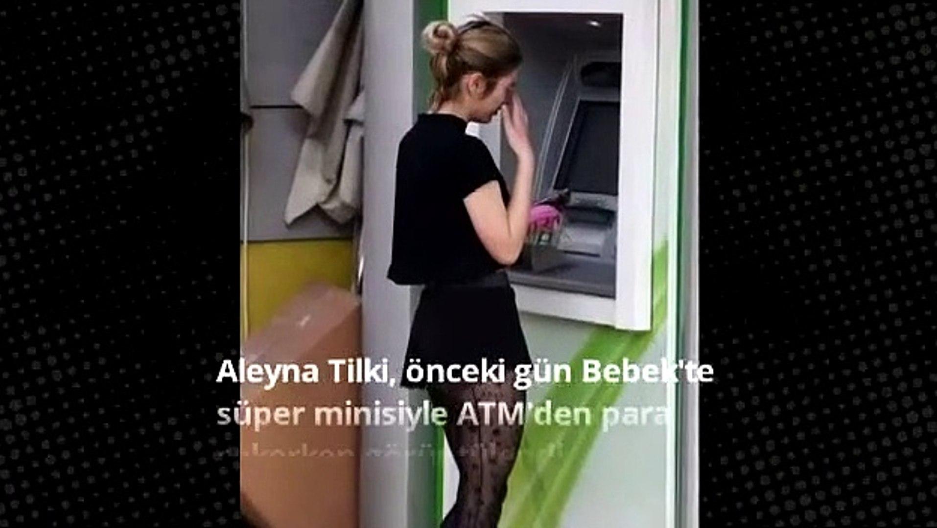 Kartının Şifresini Hatırlayamayan Aleyna Tilki, ATM'den Para Çekemedi