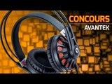 Concours : 3 casques AudioMX Avantek à gagner