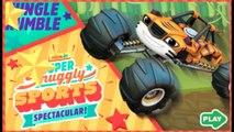 Рокот джунглей гоночные игры | детские игры | гонки | гонки игры для детей мальчиков и девочек
