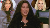 Cher Jokes She Was Performing in Vegas When Britney Spears and Jennifer Lopez Were 'In Rompers!'