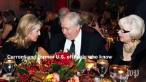 Here's what you need to know about Russia's ambassador to the U.S.