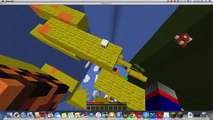 Minecraft: FALLING ONTO GIANT MOBS! - TALLCRAFT DROPPER