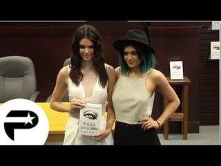 Kendall et Kylie Jenner dédicacent leur denrier livre