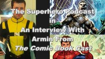 An Interview with Joel from The Comic Book Cast (P2)