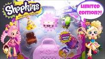 Shopkins Season 4 - 5 - Pack Petkins Special Edition, Limited Edition, Rares SPK