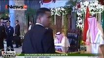 Agenda Pertama Raja Salman Kemarin Diawali dengan Kunjungan ke DPR MPR