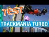 Trackmania Turbo : TEST FR -  La référence du jeu de courses online