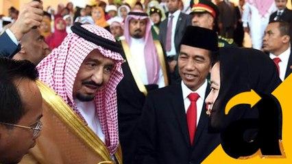 Kunjungan Kenegaraan Raja Salman ke DPR