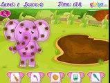Selva Médico de Niños | Juegos de Cuidado de Mascotas, Juegos, Animales Doctor Juego para los Niños