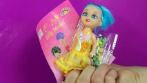 Lilly Model Doll (Blue Hair) / Laleczka Lilly Model (Niebieskie Włosy) - Sweet n Fun - 16259