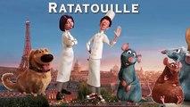 Ratatouille Dedo de la Familia de la Canción Rimas Ratatouille Familia Dedo para Niños