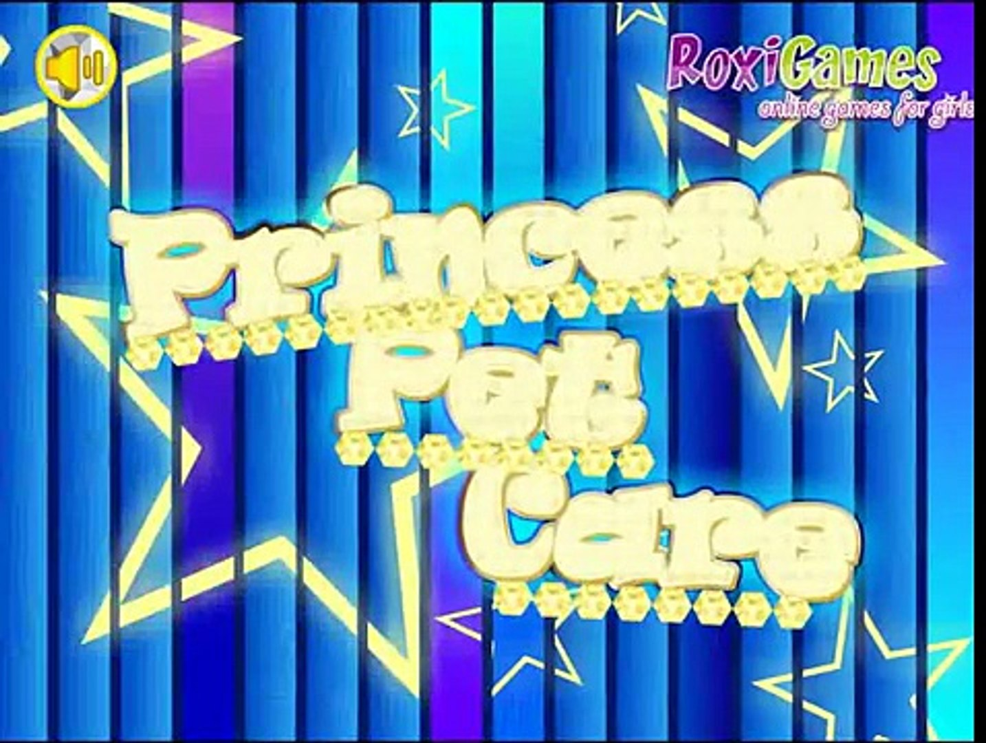 Princess Pet Care - Baby Game for Little Baby