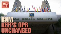 FRIDAY TAKEAWAY: BNM Keeps OPR Unchanged at 3%