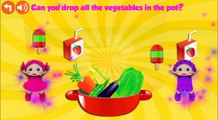 Preschool EduKitchen Toddlers Cubic Frog Gameplay app apps learning educational