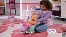 Interactive Bathtub & Interactive Potty Experience - Baby Born - Zapf Creation