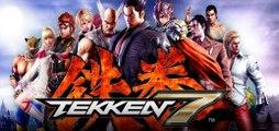 TEKKEN 7 - Eddy Gordo officially revealed for Tekken 7 Trailer - PS4, XB1, PC