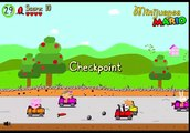 Mr Turtle - Nursery Rhymes - Peppa Pig Crazy Racing - Kids Car Games Channel For Children