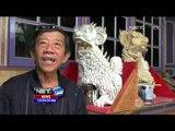 Pembuat Patung Singa Gula Gula Asal Pontianak Kebanjiran Pesanan Jelang Imlek - NET12