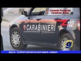 Adelfia | Scoperto deposito di auto rubate, 4 arresti