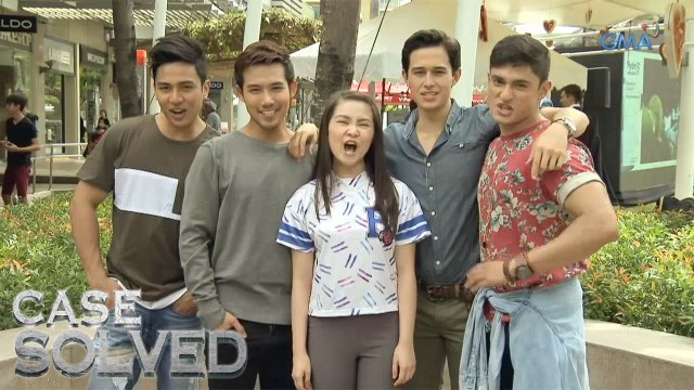 Case Solved: 'Meant To Be' cast wants you to watch 'Case Solved'