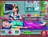 Elsa Hospital Recovery - Frozen Princess Elsa Games - Disney Games Videos