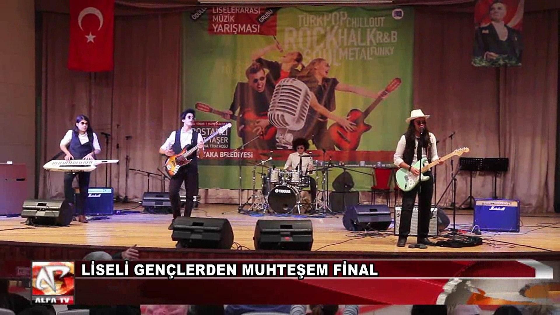 Liseli Gençlerden Muhteşem Final