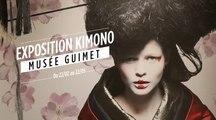 Interview de Kenzo au musée Guimet