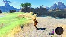 (thegamer) The Legend of Zelda : Breath of the Wild découverte du jeux