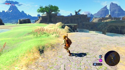 (thegamer) The Legend of Zelda : Breath of the Wild découverte du jeux