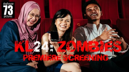 KL24: Zombies Premiere Screening