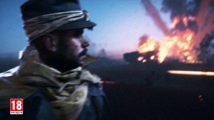 Bande-annonce officielle de Battlefield 1   They Shall Not Pass de Battlefield 1