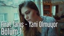 İstanbullu Gelin 1. Bölüm Fırat Tanış - Yani Olmuyor