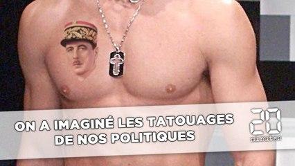 Mondial Du Tatouage Quelles Sont Les Zones Du Corps Les Plus