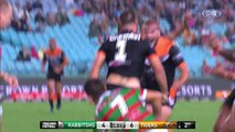 South Sydney Rabbitohs vs Wests Tigers - Highlights ( NRL 2017 ) Round 1