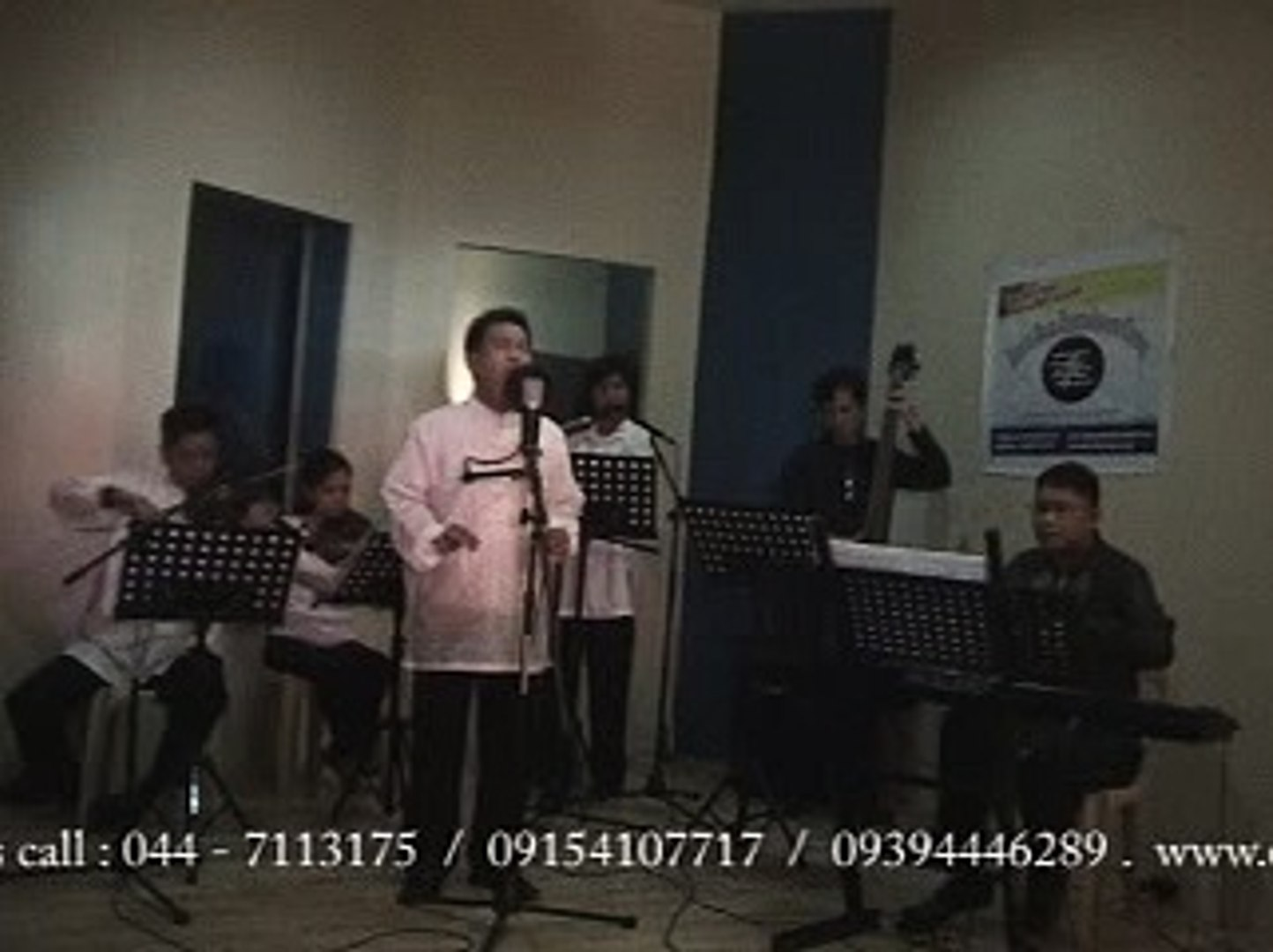 HANGGANG - MANILA WEDDING SINGERS AND MUSICIANS (String Quartet)