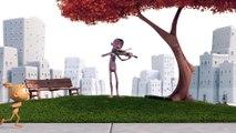 Ce film d'animation nous prouve que les enfants ont la clé du bonheur. Ne les bridons pas !